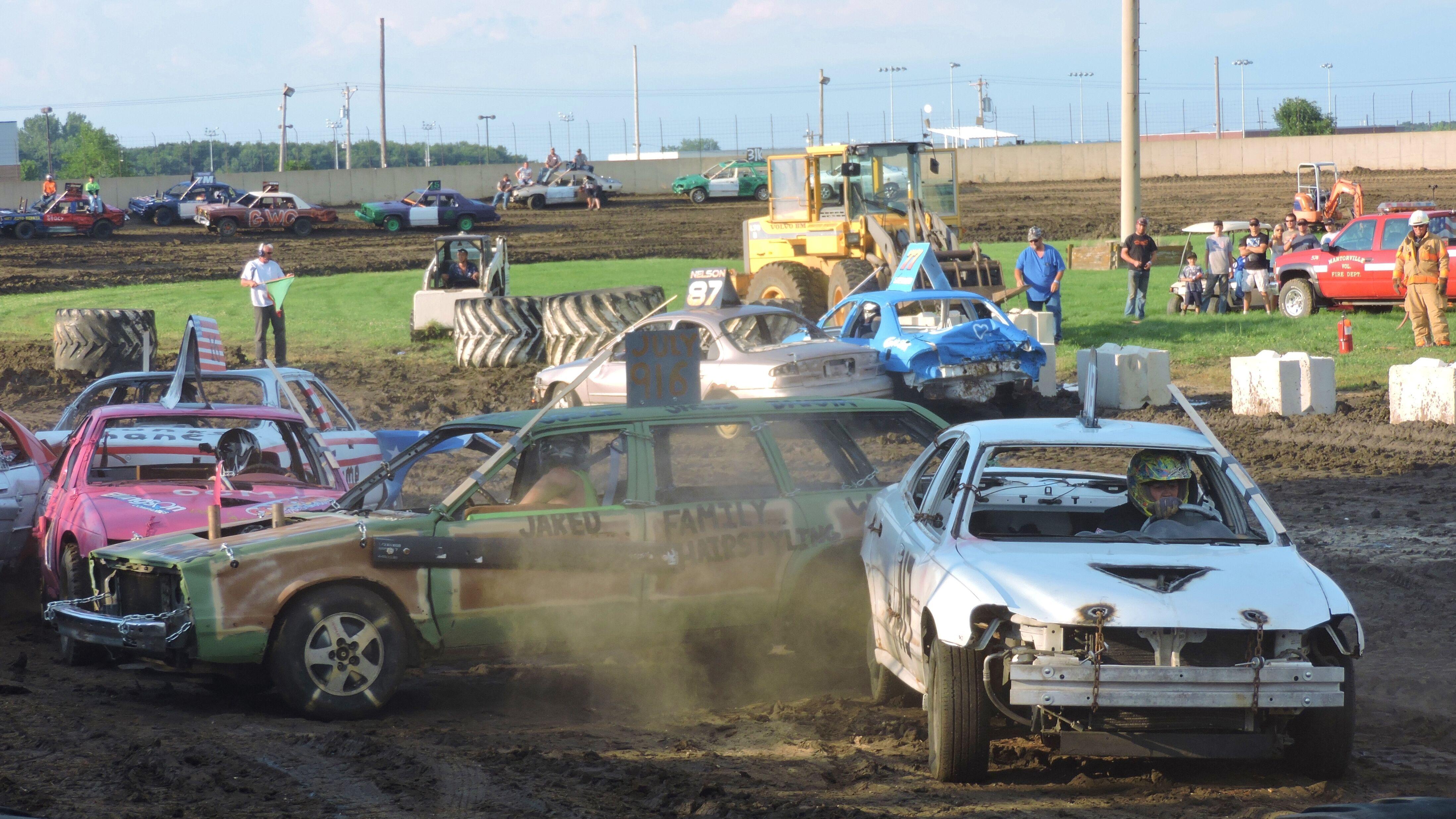 Demolition Derby | Dodge County Free Fair